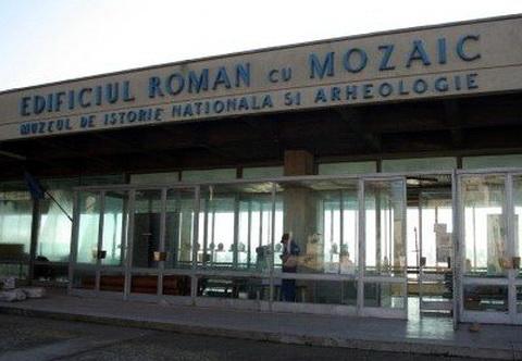 Muzeul Edificiul Roman cu mozaic