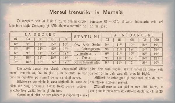 10 - Mamaia tren 4