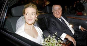 Marta Ortega Perez si tatal Amancio Ortega Goana