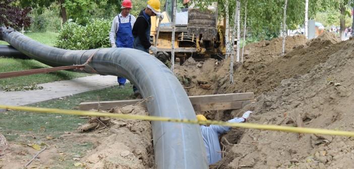 Investiții de amploare în orașul Cernavodă. RAJA și Primăria aduc apă de izvor la robinetul localnicilor