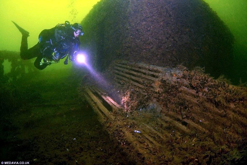 Epava navei Sulina 2