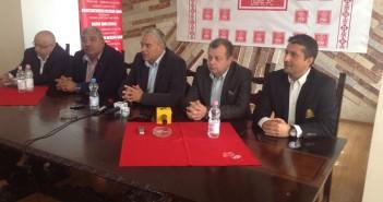A început circul în PSD Constanța. Felix Stroe și Nicu Moga au demisionat