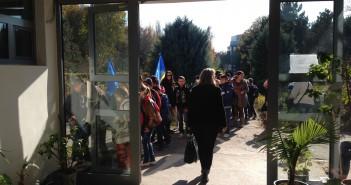 Peste 5000 de vizitatori, de ziua Dobrogei, la Delfinariu. Directorul Adrian Bîlbă propune intrare liberă în parcul instituției