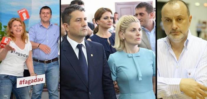 În umbra lui Strutinsky, orașul Constanța este condus de o nouă tripletă: Dobre, Făgădău, Babu. Partea întâi: SOȚIILE