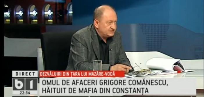 SISTEMUL nu renunță la planul de a-l îngropa pe afaceristul Comănescu. Probele noi sunt ignorate, experții vechi aduși ca experți noi