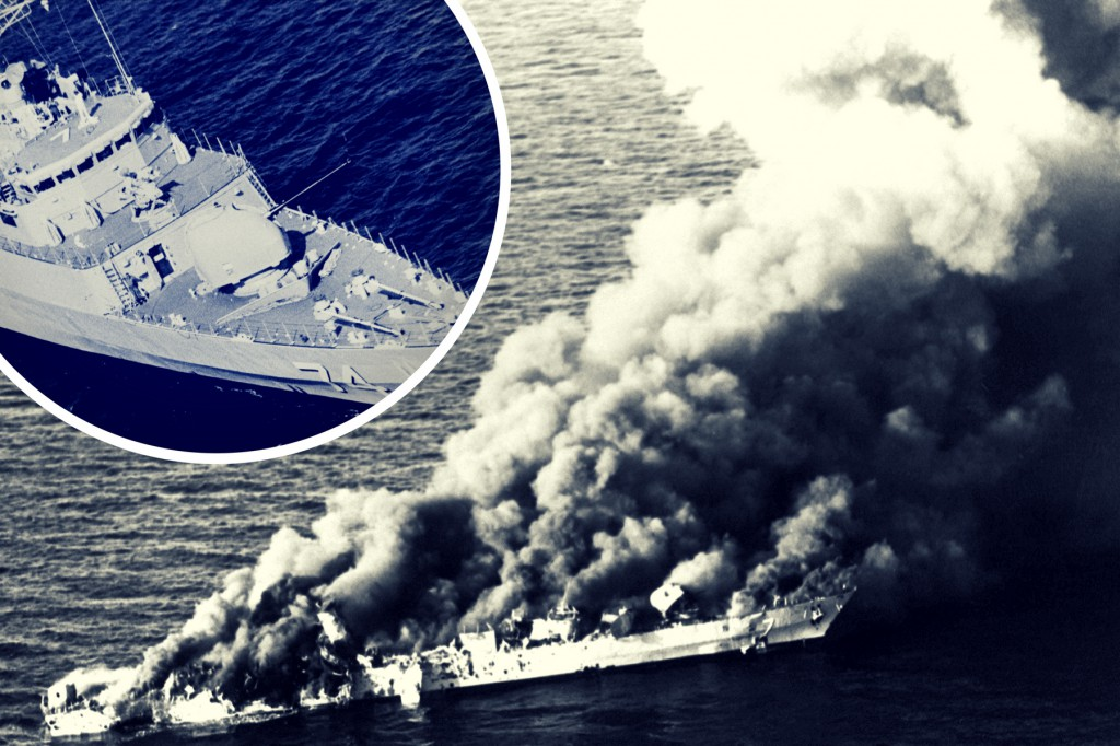 Fregata iraniana Sahand