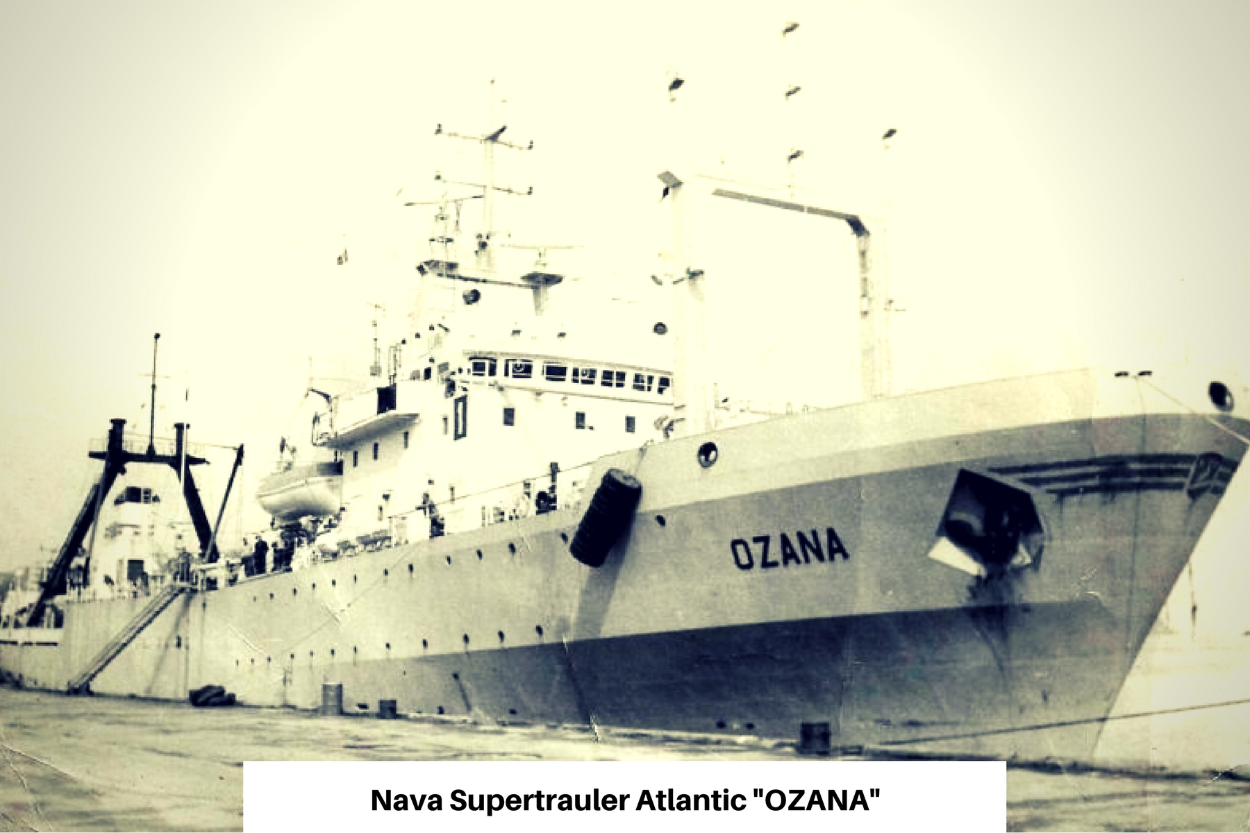 Nava Supertrauler Atlantic OZANA