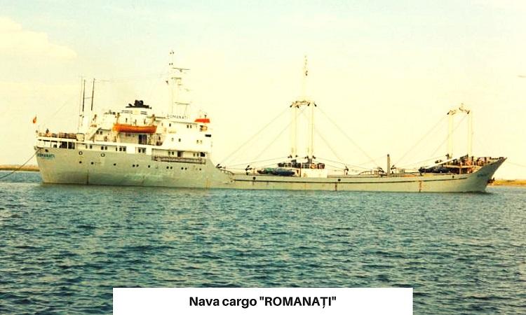 Nava Cargo ROMANAȚI