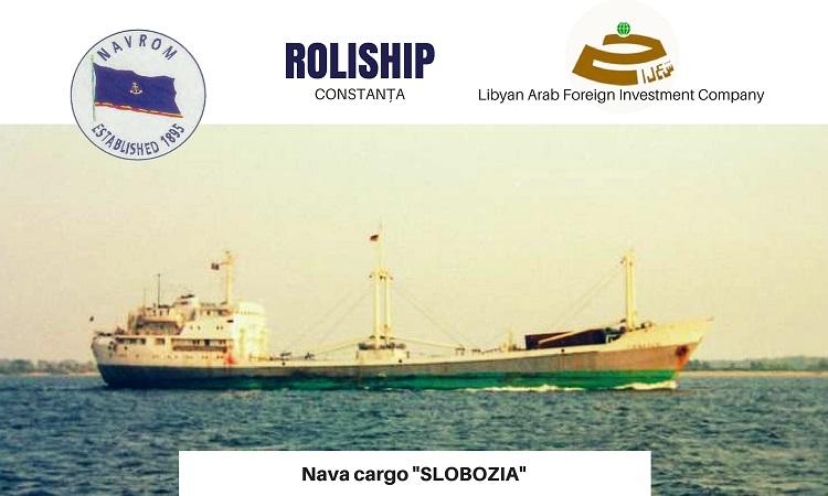 Nava Cargo SLOBOZIA - ROLISHIP Constanta