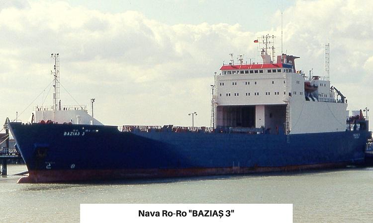 Nava Ro-Ro BAZIAȘ 3