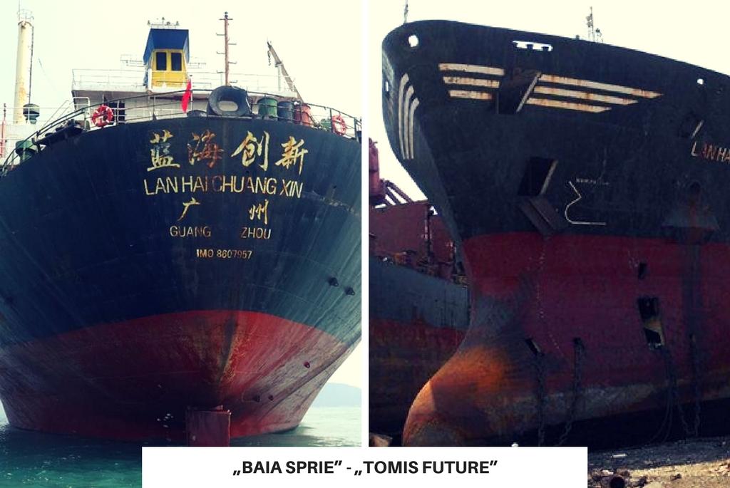BAIA SPRIE - TOMIS FUTURE