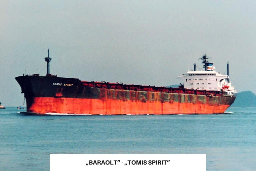 BARAOLT - TOMIS SPIRIT