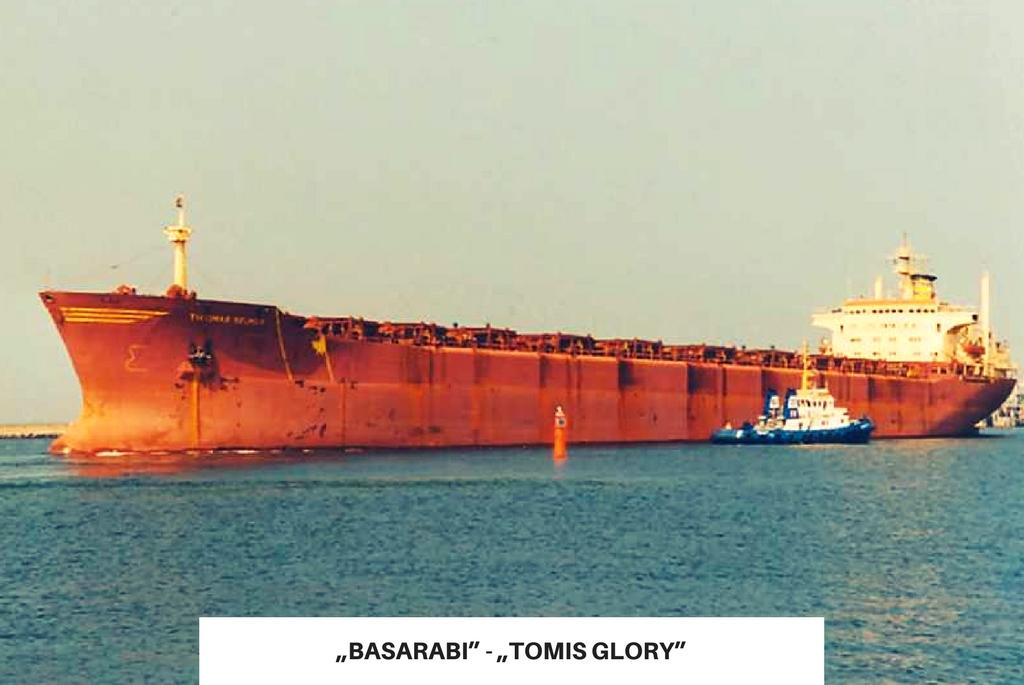 BASARABI - TOMIS GLORY