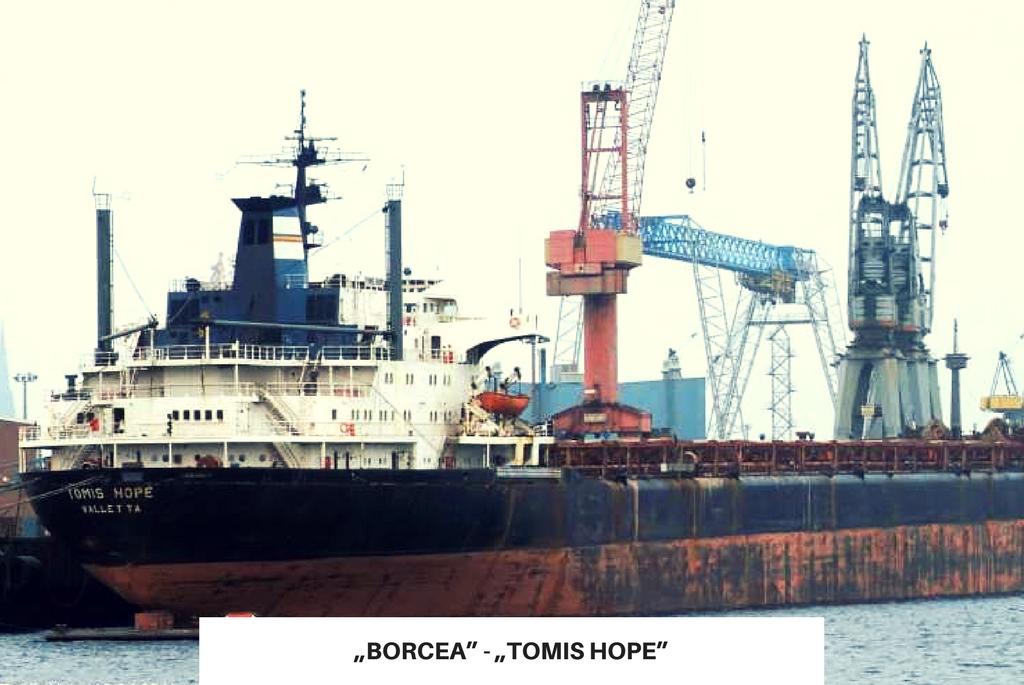 BORCEA - TOMIS HOPE