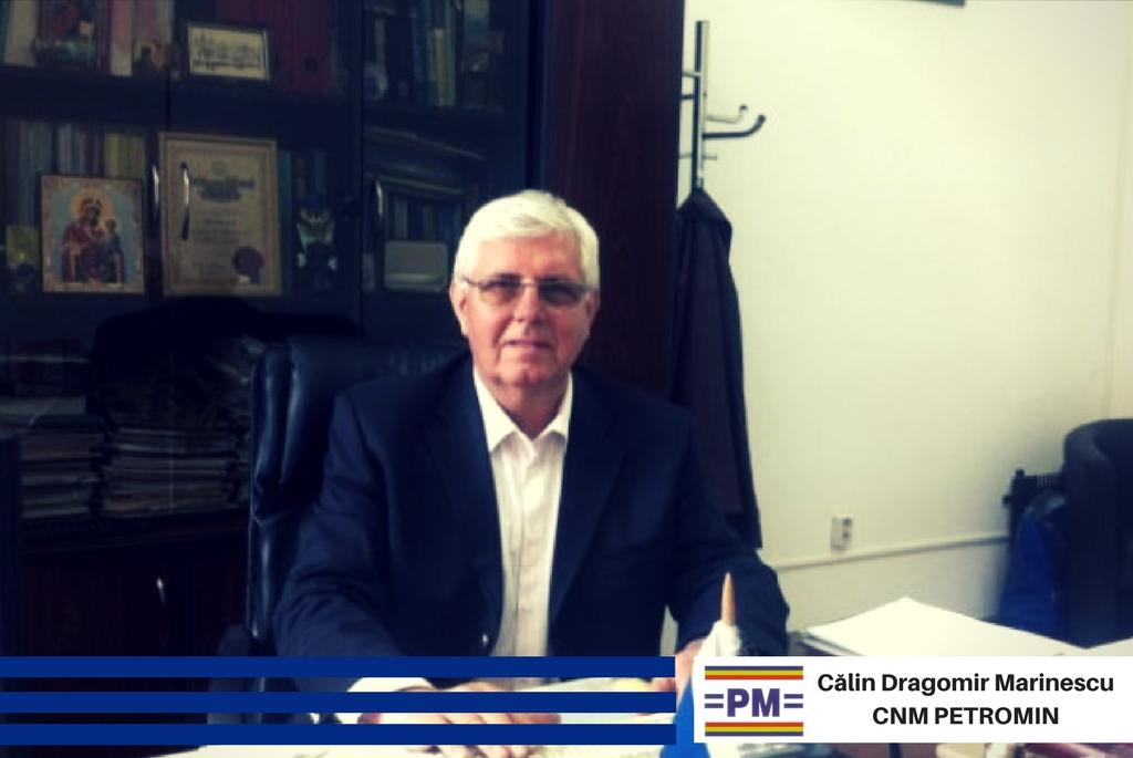 Călin Dragomir Marinescu - CNM PETROMIN