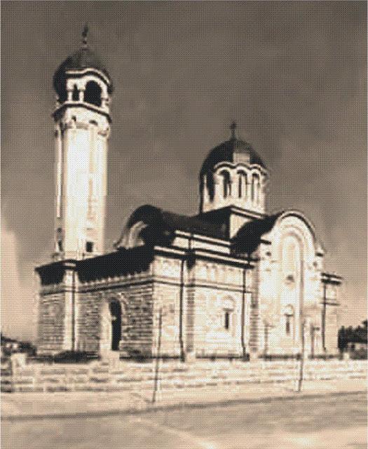 Constanta - Biserica Constantin si Elena