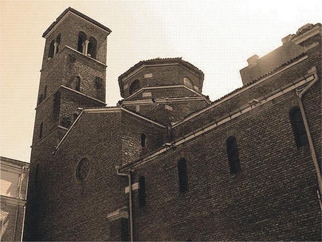 Constanta - Biserica catolica Sf Anton