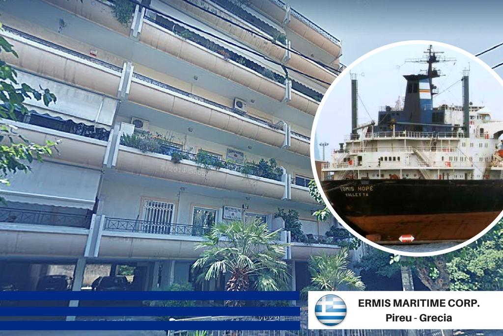 ERMIS MARITIME CORPORATION - Pireu - Grecia