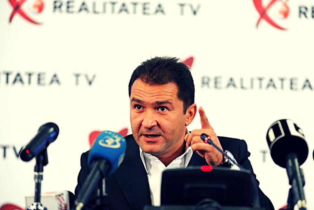 Elan Schwartzenberg - atunci când se credea patron la Realitatea TV