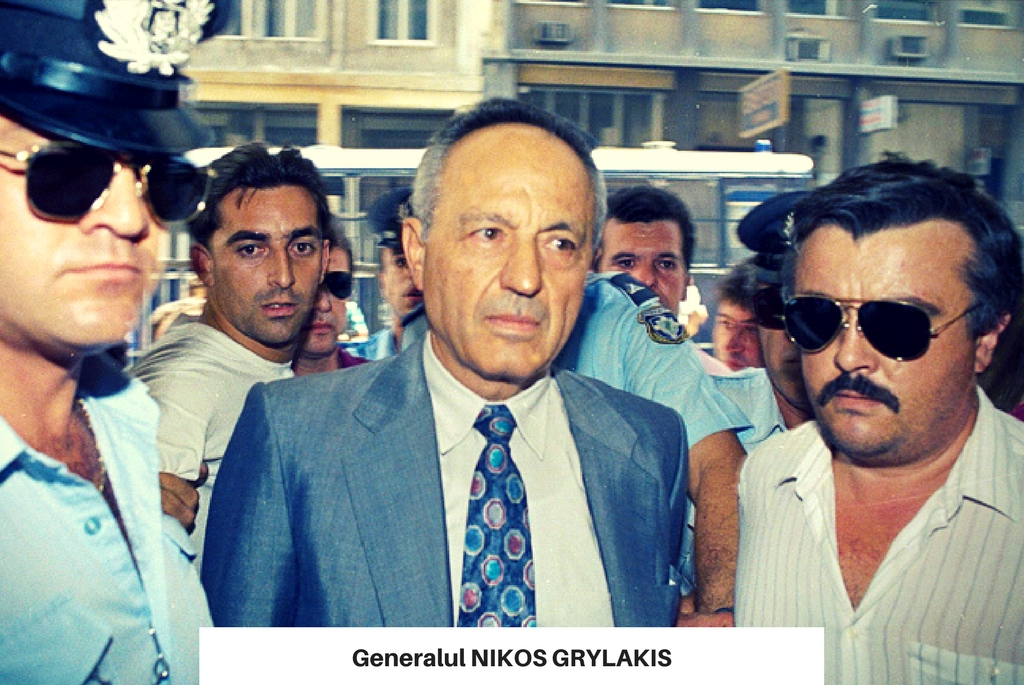Generalul NIKOS GRYLAKIS