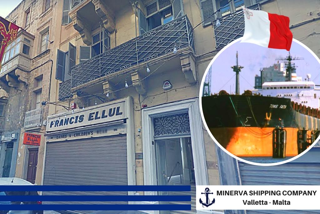 MINERVA SHIPPING COMPANY - Malta