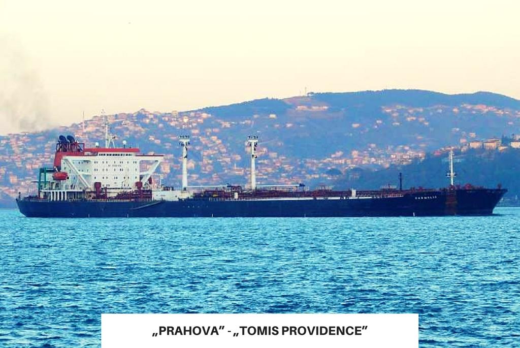 PRAHOVA - TOMIS PROVIDENCE