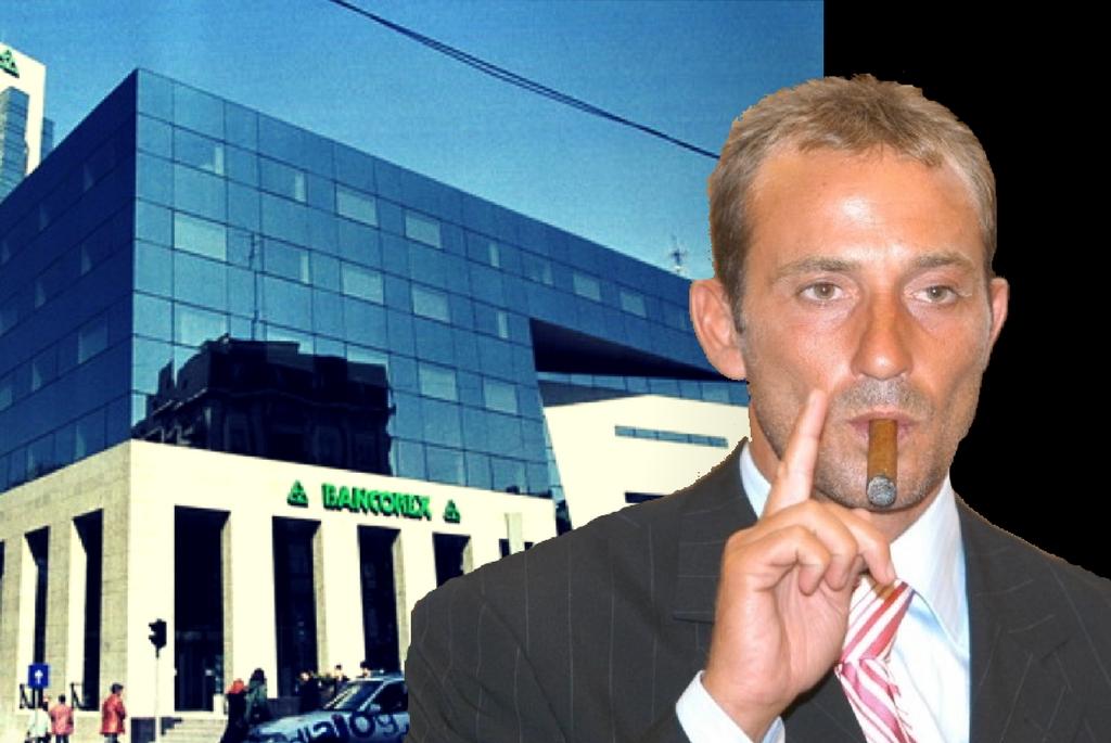 Radu Mazare - Bancorex