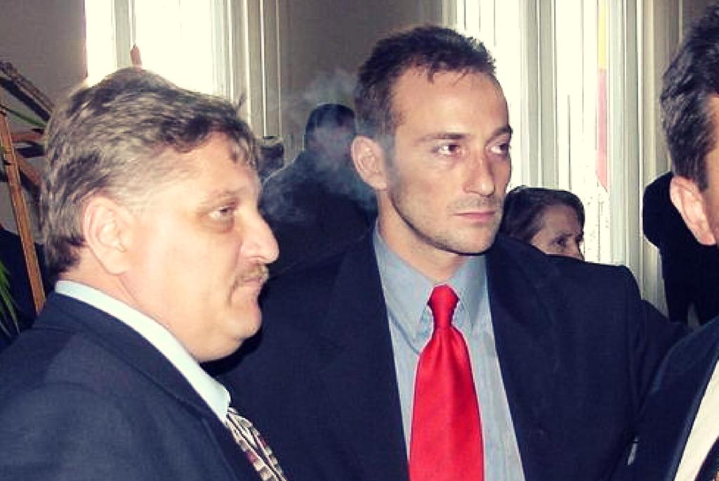 Radu Mazare si Corneliu Iacobov