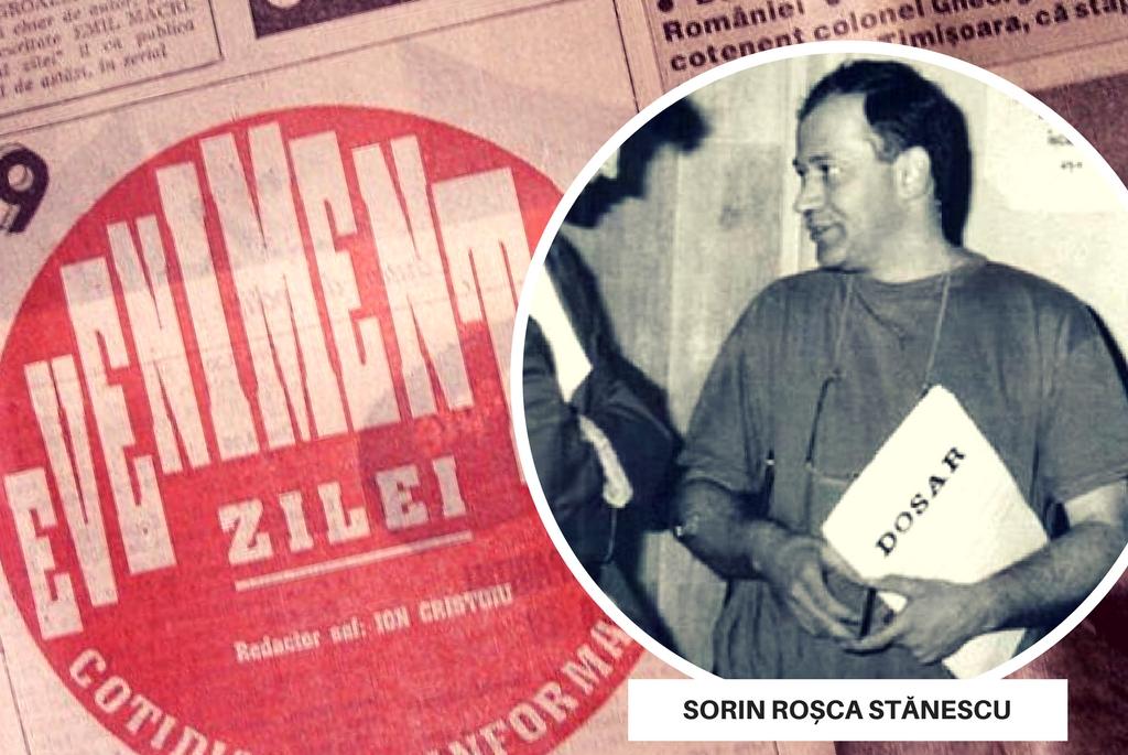 SORIN ROȘCA STĂNESCU - EVZ 1992