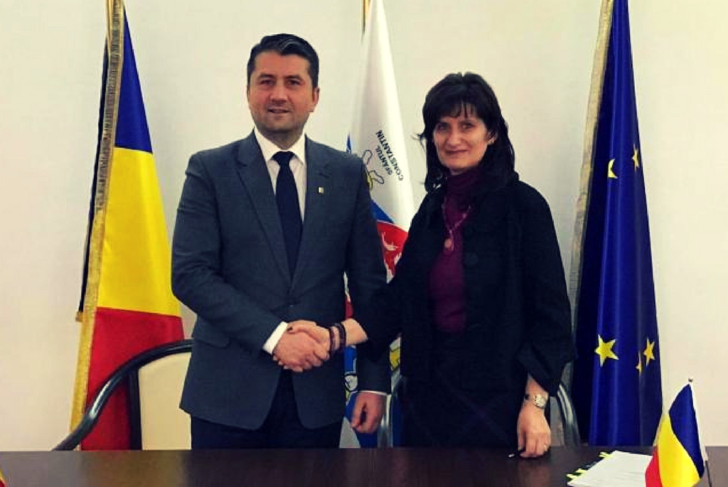 Decebal Făgădău si Venera Vlad (BERD) - 30 Decembrie 2016