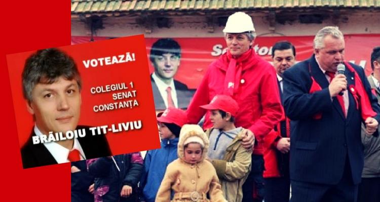 Liviu Brailoiu si Nicusor Constantinescu