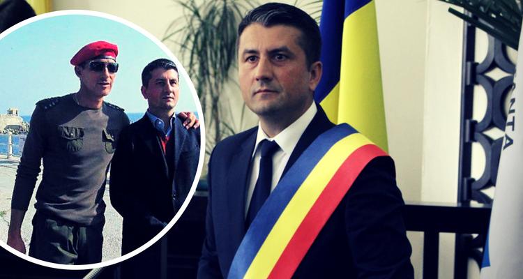 Primarul Constantei - DECEBAL FAGADAU