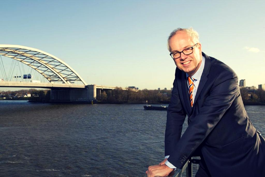 Pieter Van Oord - CEO Van Oord Olanda