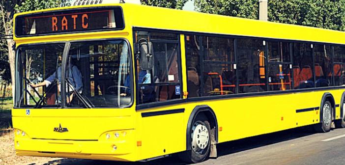 Autobuz MAZ - RATC Constanța