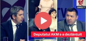 DESCHIDERE - Deputatul Catalin Radulescu