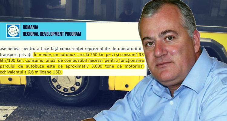 DUMITRU COICIU - director adjunct RATC CONSTANȚA