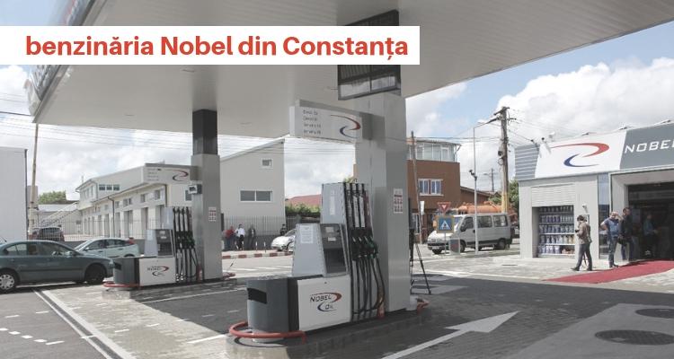 Benzinaria NOBEL - Constanta