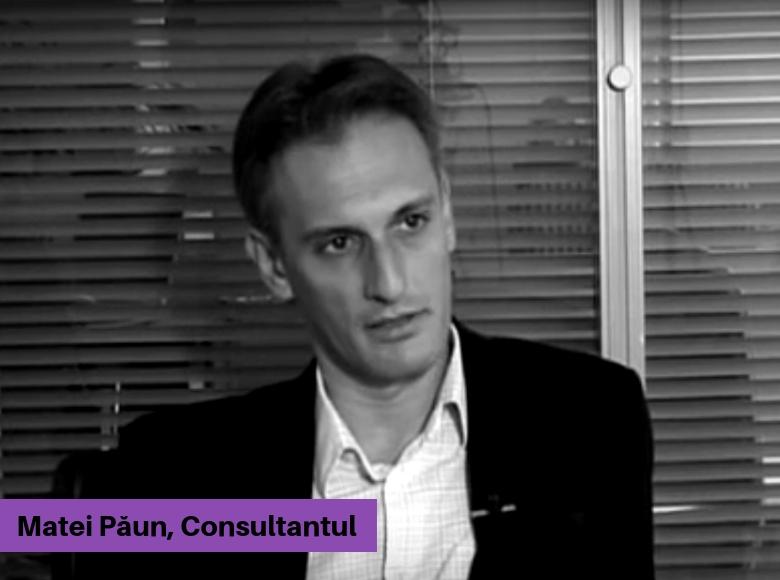 Matei Paun - Consultantul