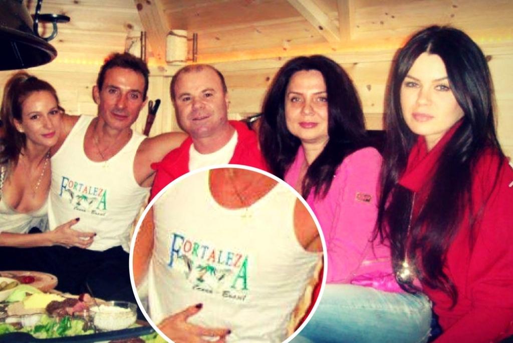 Radu Mazare alaturi de Nicu Gheară