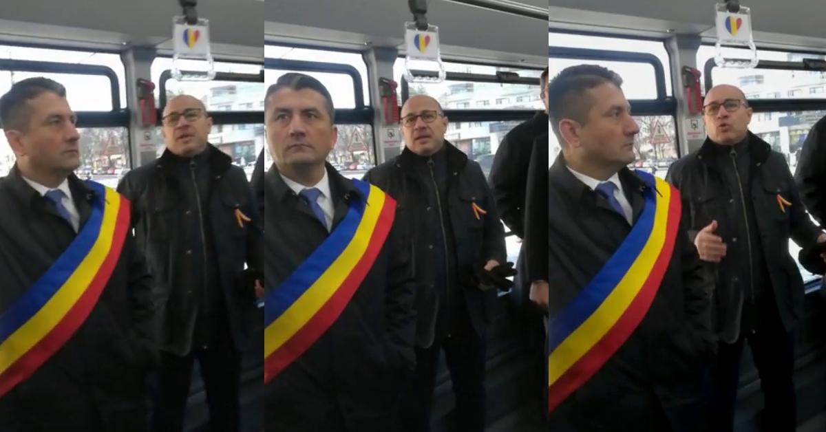 Decebal Făgădău și Bogdan Niță (RATC)