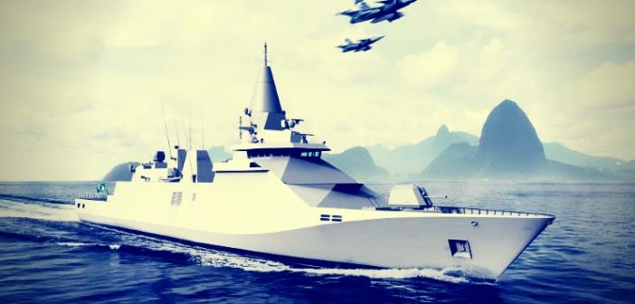 DAMEN - Model : Sigma 10514 cu rachete Harpoon