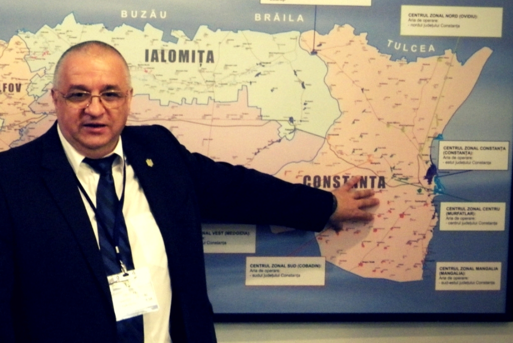 Felix Stroe - Director General RAJA Constanta SAAJA Constanta SA