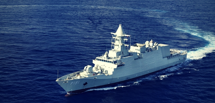 Fincantieri - Model Abu Dhabi Enhanced