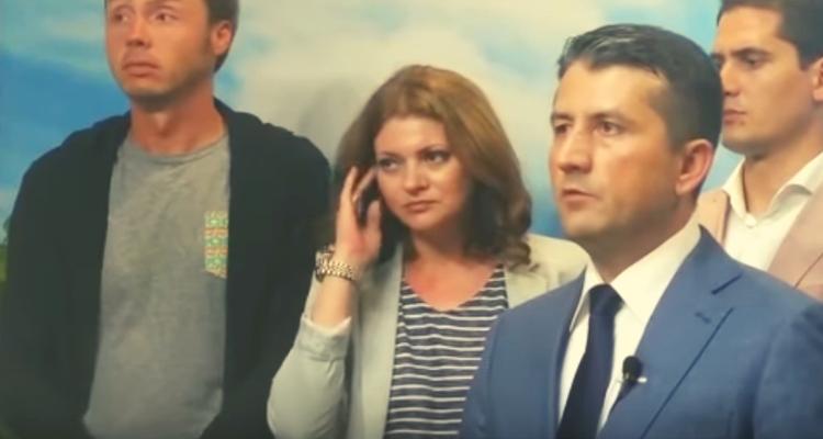 Adriana, Decebal Făgădău și Costin Răsăuțeanu - 5 Iunie 2016