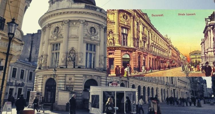Societatea Generală de Asigurări DACIA-ROMÂNIA, Lipscani, București