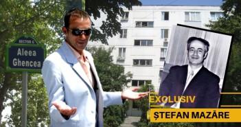 EXCLUSIV - STEFAN MAZARE