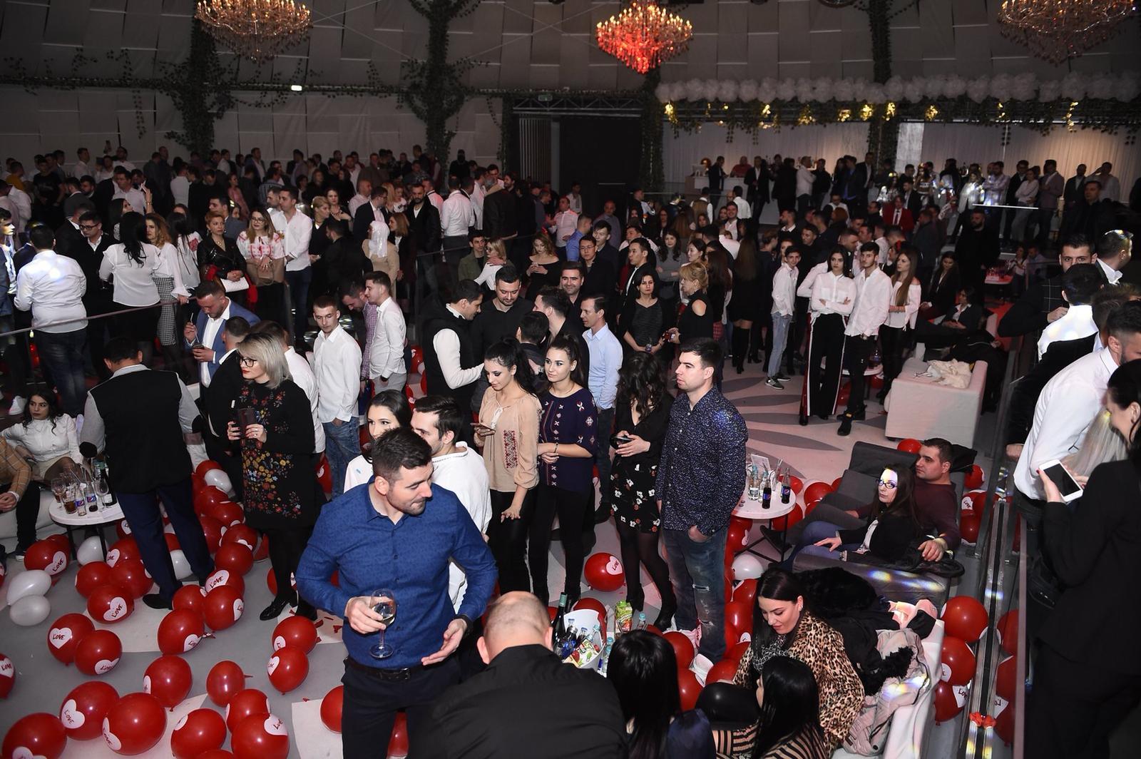 Fotografie de la petrecerea PSD de Dragobete