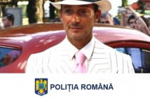 RADU MAZARE - POLITIA ROMANA