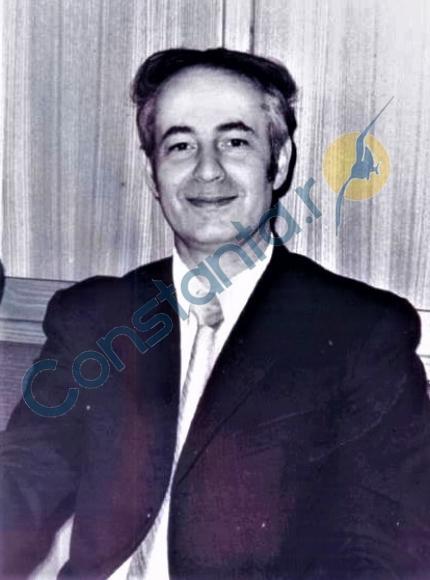 Ștefan Mazăre tatal lui Radu Mazăre - Constanta.Ro