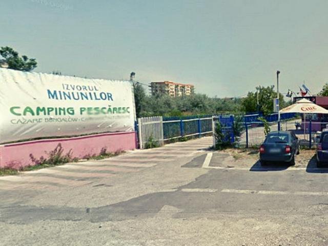 Camping Pescaresc - sursa Ziua de Constanta
